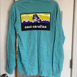ECU comfort colors t shirt